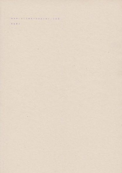 altes vergilbtes Schreibpapier PA03