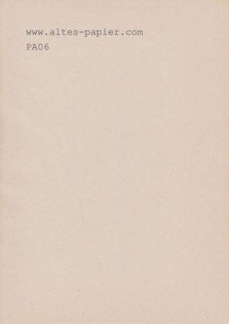 vergilbtes A4 Druckpapier PA06