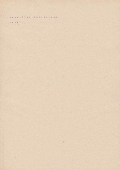 vergilbtes geripptes Papier PA08