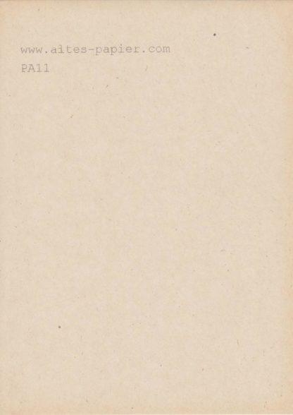 altes Durchschlagpapier PA11