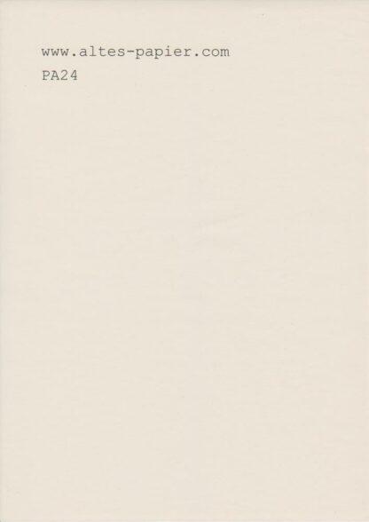 satiniertes Schreibpapier PA24