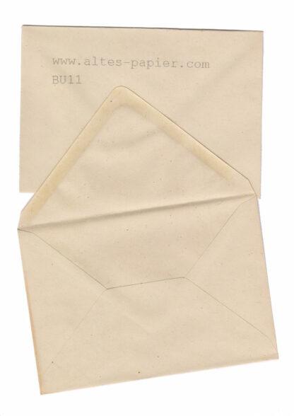 alte Briefumschläge